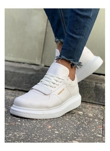 Chekich CH073 BT Erkek Ayakkabı BEYAZ Beyaz